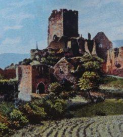 Burg Lichtenberg um 1900