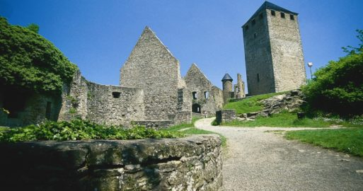Impressionen Burg Lichtenberg