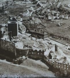 Burg Lichtenberg um 1930