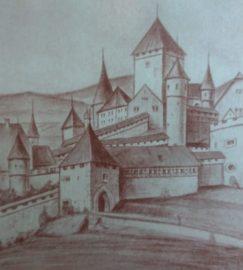 Burg Lichtenberg um 1760
