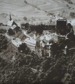 Burg Lichtenberg um 1940